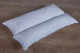 Подушка c наполнителем из силиконизированного волокна двухкамерная