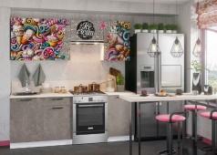 Кухня Ice Cream pink 2,1