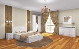 Спальный гарнитур Венеция 1,6