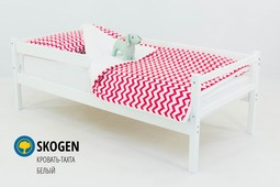 Детская деревянная кровать-тахта «Skogen»
