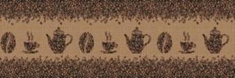 Стеновая панель Кофейные зерна