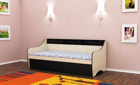 Кровать Модерн с под. мех