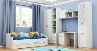 Кровать с 2 ящ Александрия